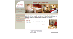 Preview of cambridge-aparthotels.co.uk